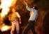 2 - Abenteurer durch dick und dünn mit Feuerspucken, Flammen und Jonglage