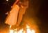 9- Unsere Hochzeitsfeuershow mit einem feurigen Finale führt das Hochzeitspaar zu einem unvergesslichen Kuss