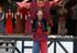 3 Spektakuläre Akrobatik der Gaukler von Inflammati zum Mittelalterspektakel Burg Stolpe