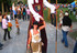 1 Stelzenläufer des Barock - eine Gironde s`il vous plait - beim Sommernachtstraum in der eremitage Bayreuth