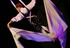 2 Luftakrobatik kleiner Prinz Tuch Tissue Inflammati Showact