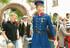 5 Herr Wachtmeister achtet auf Ordnung auf dem Gründerzeit Event, dem Nostalgiemarkt und zum 100-jährigen Jubiläum in Hessen, Sachsen, Brandenburg, Berlin und Niedersachsen