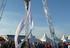 Schrebers Erben Open Air Tuchakrobatik